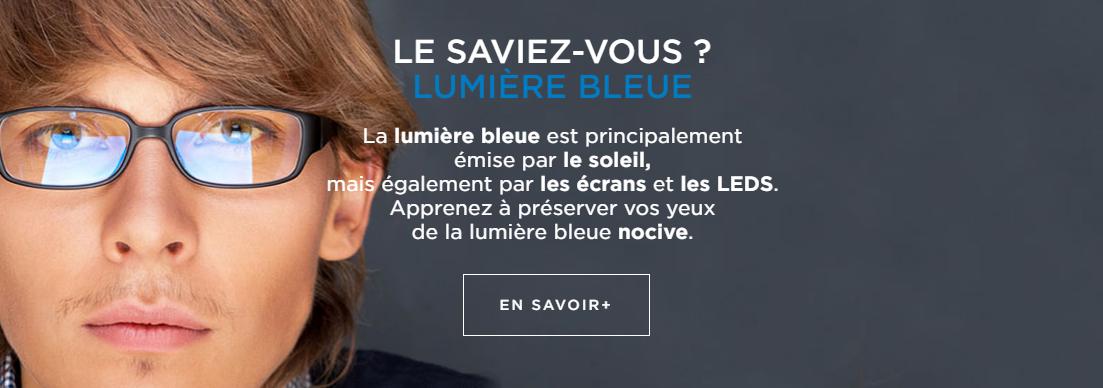 luliere bleu